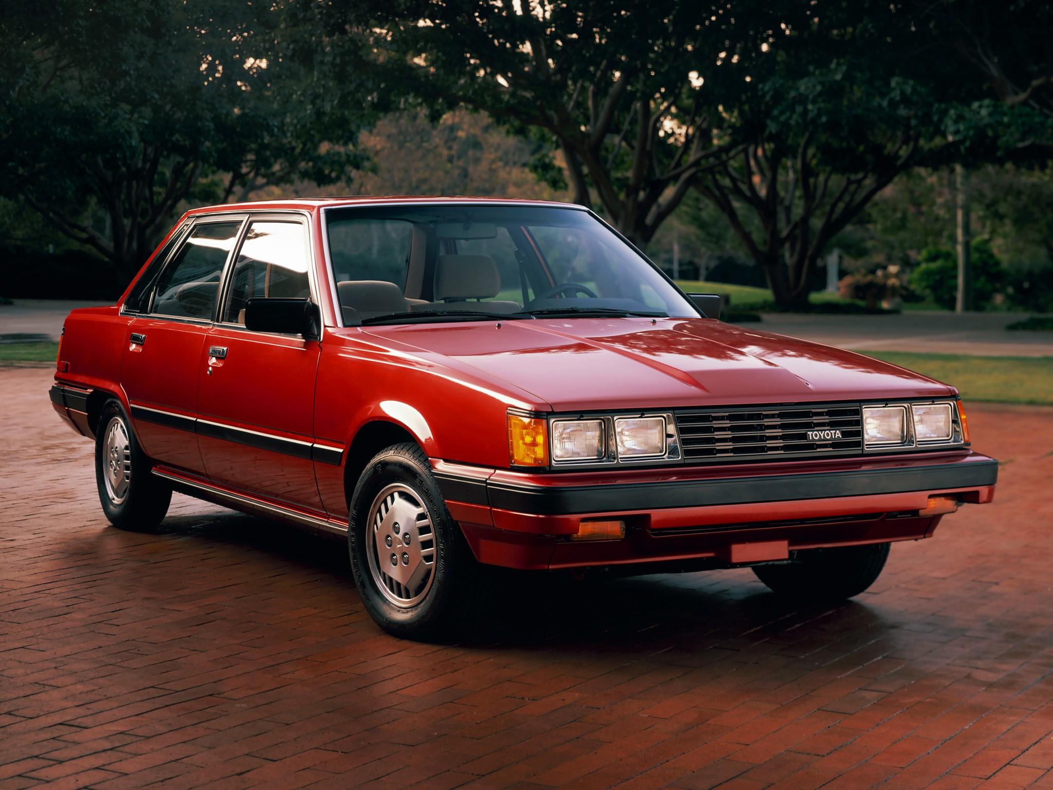 Toyota Camry Specs Amp Photos 1983 1984 1985 1986 1987
