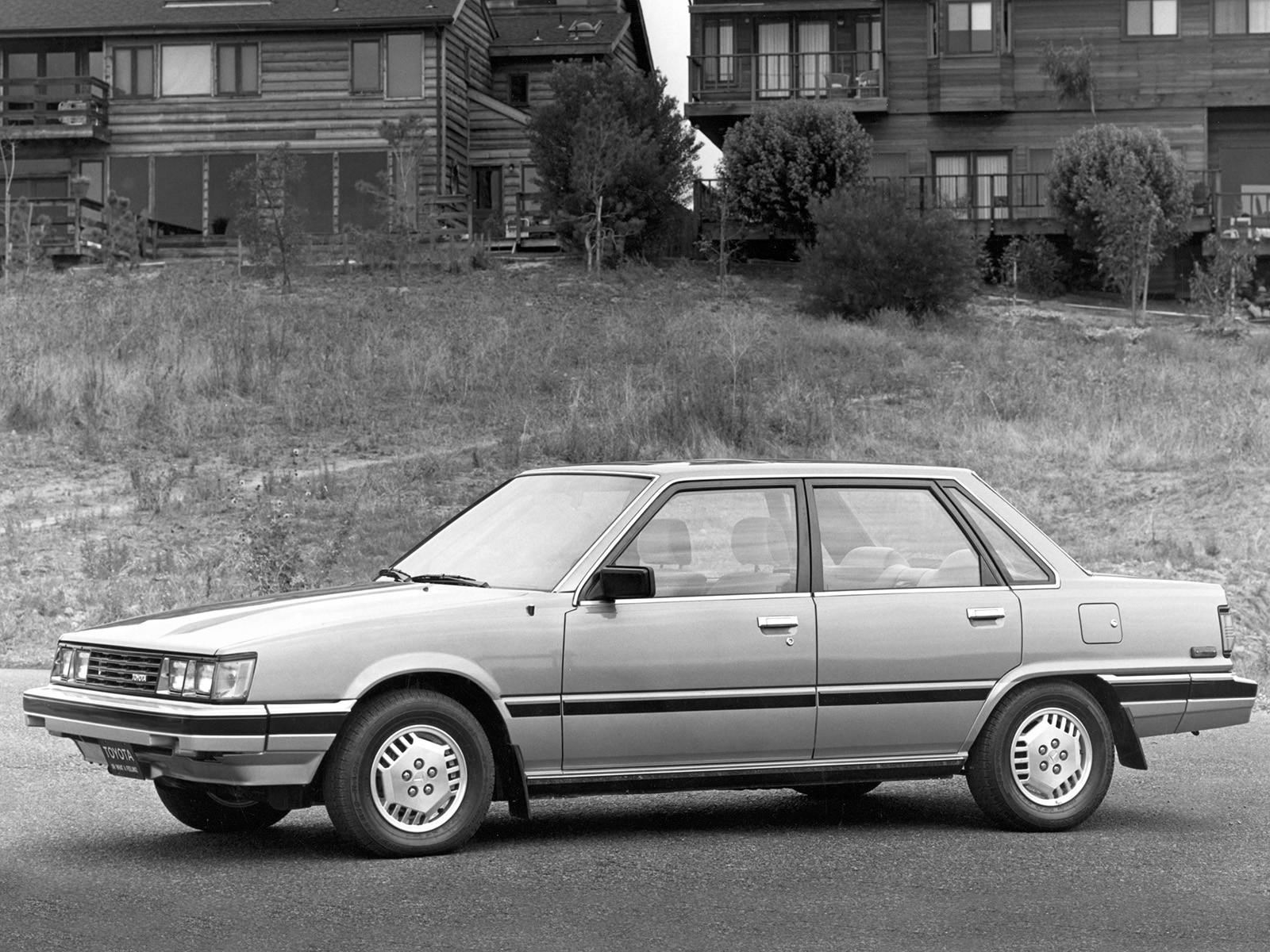 Toyota Camry Specs Photos 1983 1984 1985 1986 1987 Engine Diagram