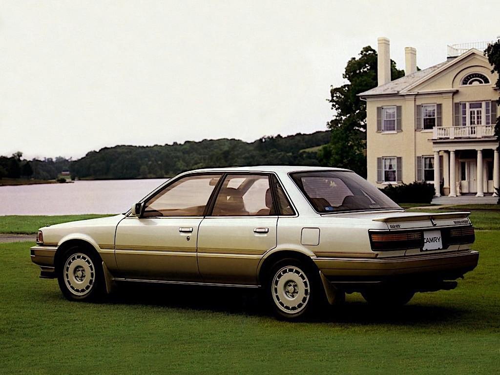 Toyota Camry on 1989 Toyota 3 0 V6 Engine