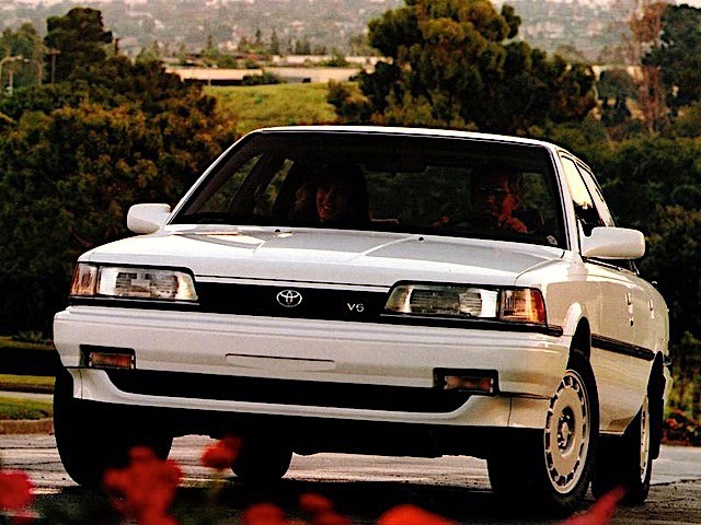 Toyota Camry on 1991 Toyota 3 0 Engine