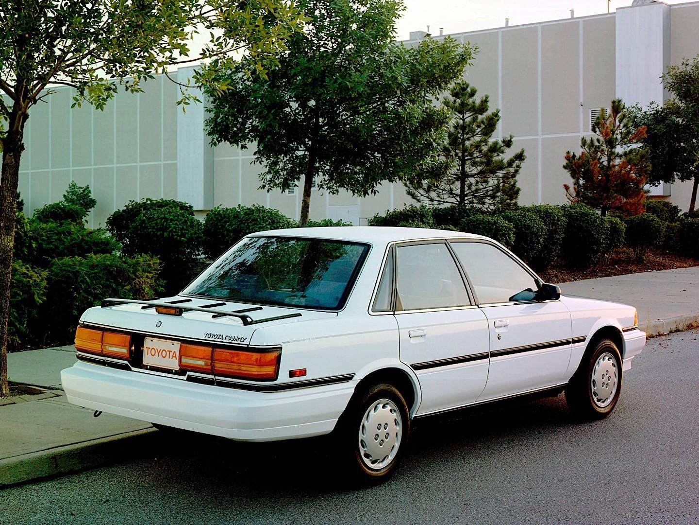 Toyota Camry Specs  U0026 Photos - 1987  1988  1989  1990  1991