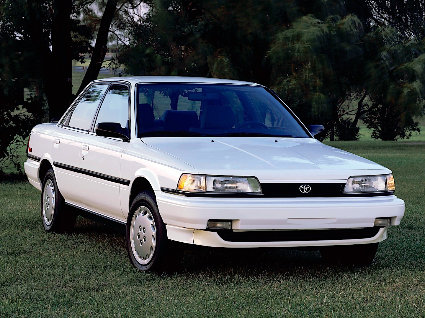 TOYOTA Camry specs & photos - 1987, 1988, 1989, 1990, 1991 - autoevolution