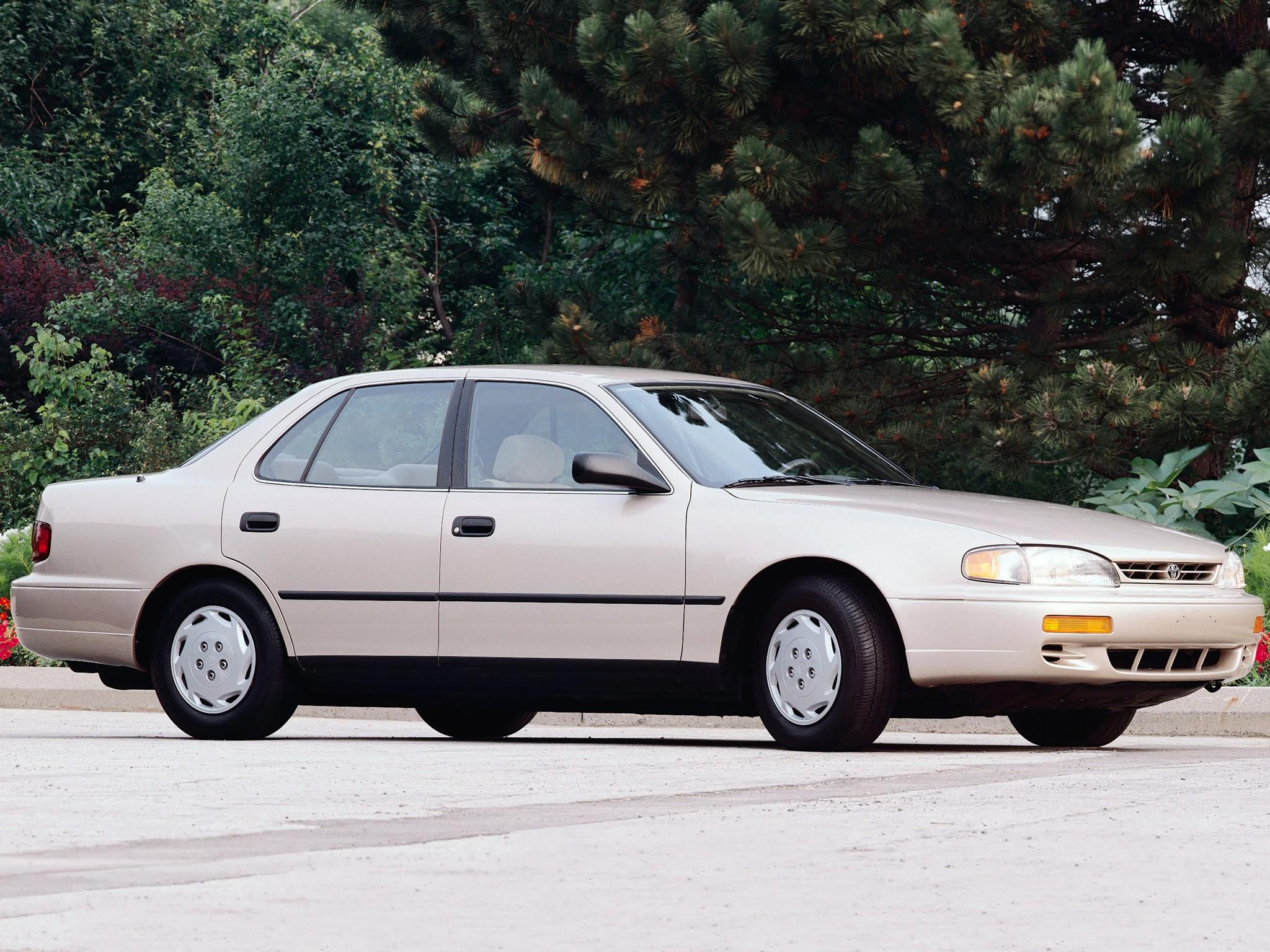 Toyota Camry Specs Amp Photos 1991 1992 1993 1994 1995