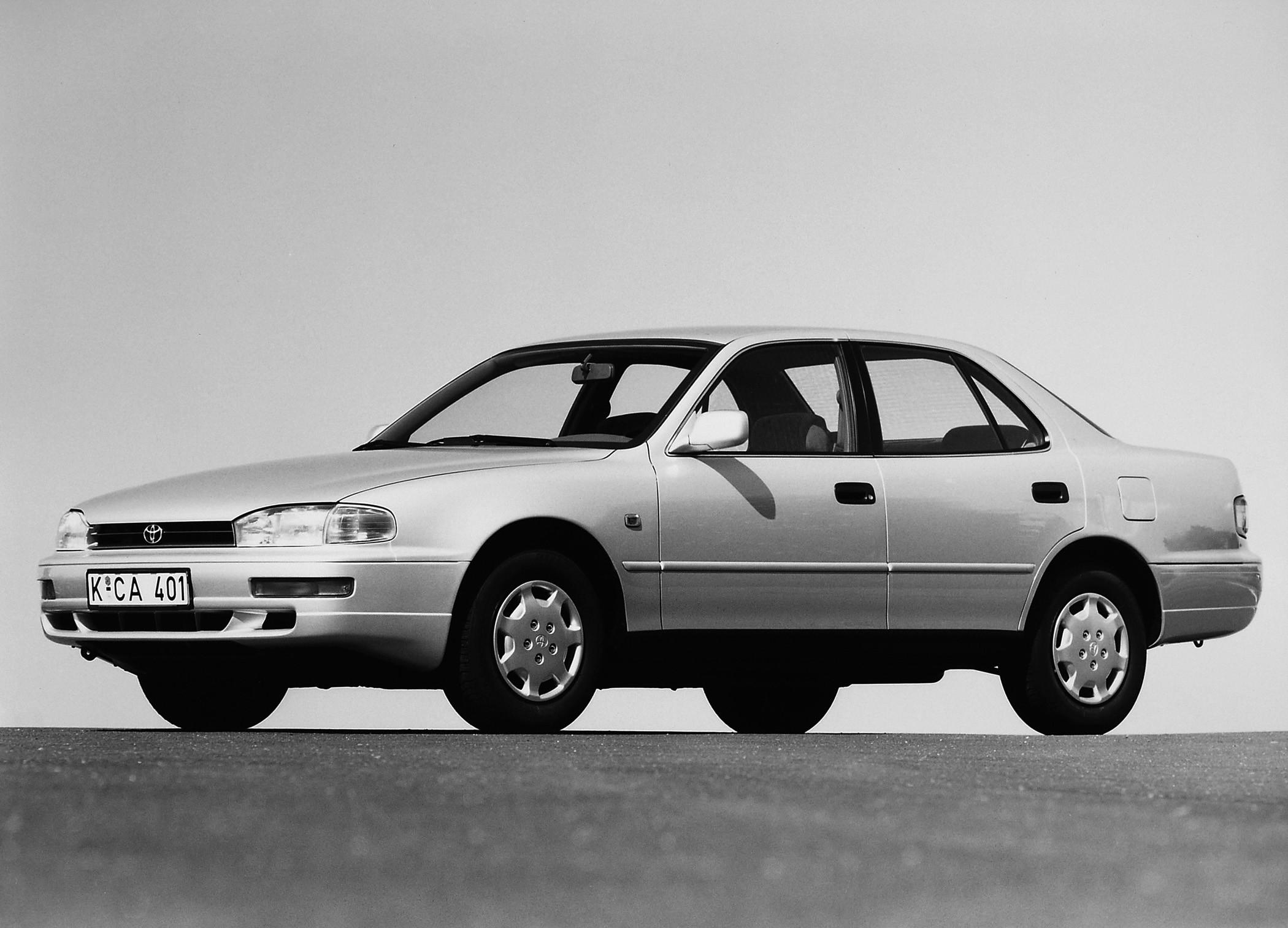 Toyota Camry on 1994 Toyota 3 0 V6 Engine