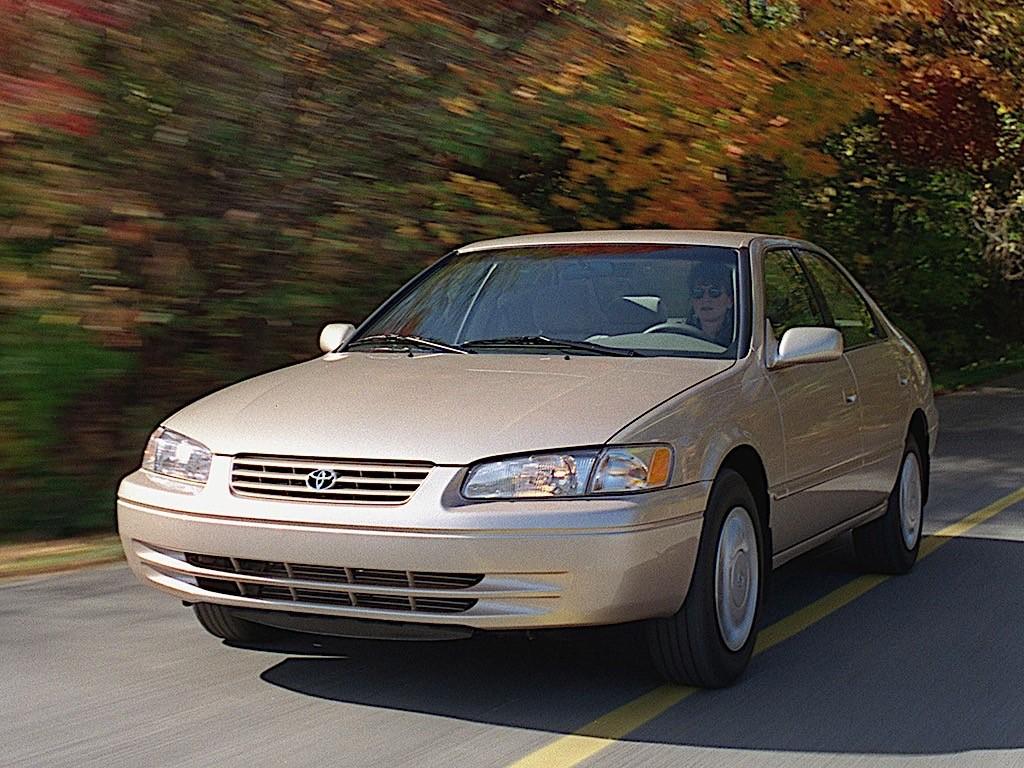 Toyota Camry Specs Amp Photos 1997 1998 1999 2000 2001