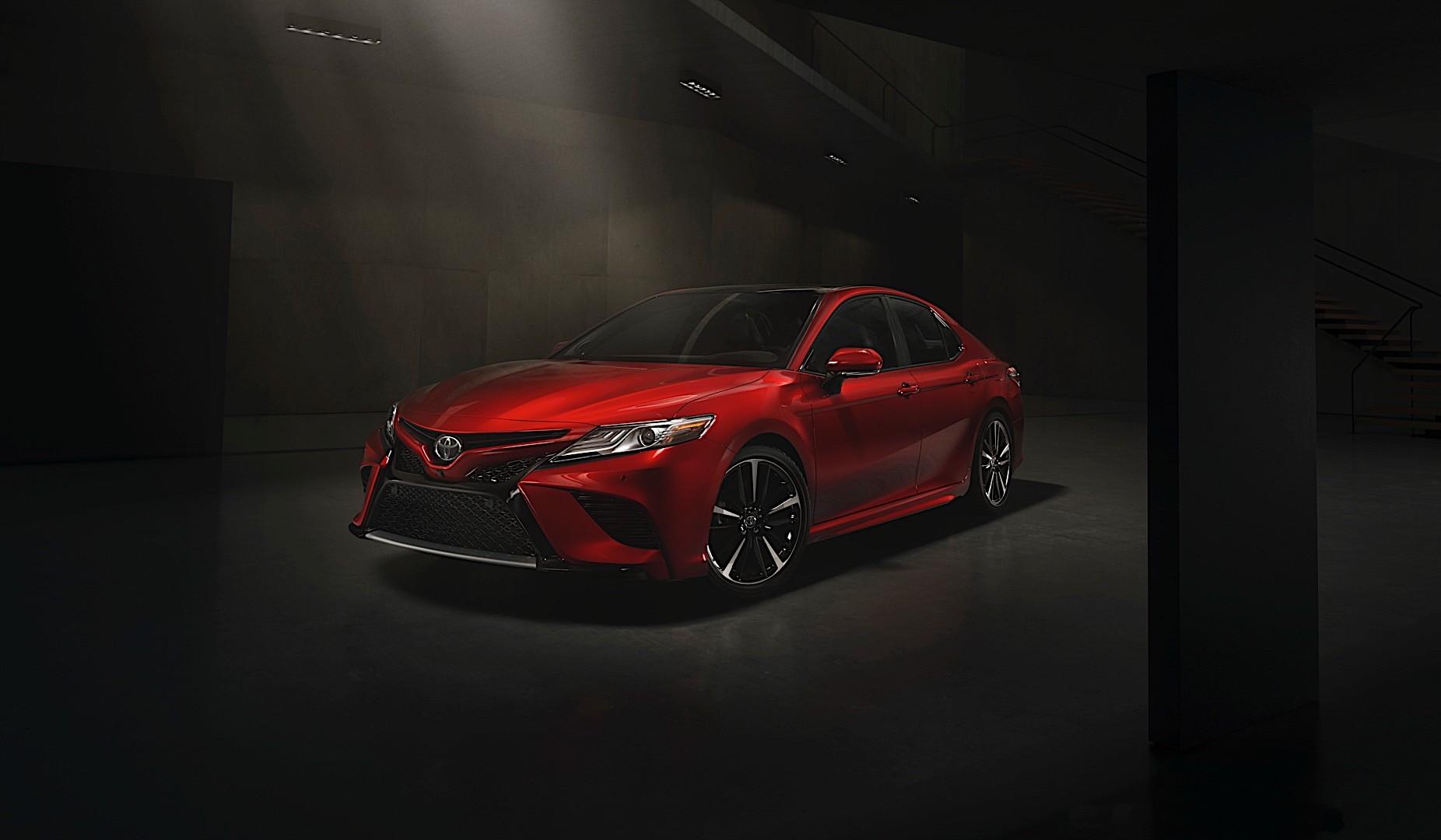 Toyota Camry 2017 Present