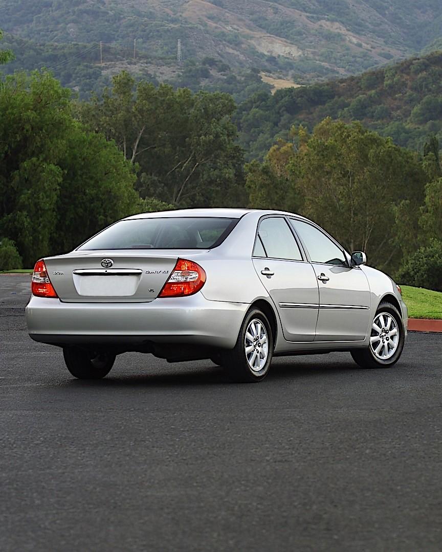 Toyota Camry Specs 2001 2002 2003 2004 Autoevolution