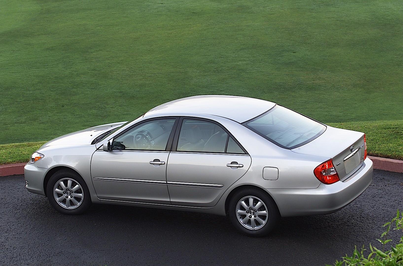 2003 Toyota Corolla Horsepower >> TOYOTA Camry specs & photos - 2001, 2002, 2003, 2004 - autoevolution