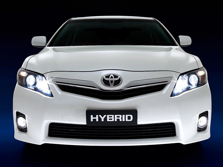 toyota camry hybrid 2009 2010 2011 2012 2013 2014 autoevolution. Black Bedroom Furniture Sets. Home Design Ideas