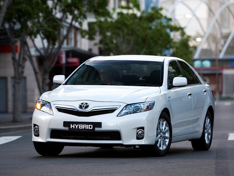 Toyota Camry Hybrid 2009 2017