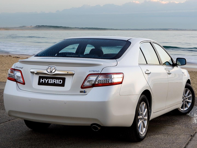 Toyota Camry Hybrid Specs Amp Photos 2009 2010 2011