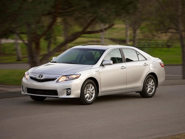 Toyota Camry Hybrid Specs 2009 2010 2011 2012 2013