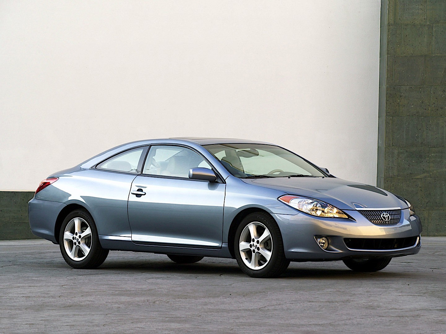 2004 Toyota Solara Shop Manual