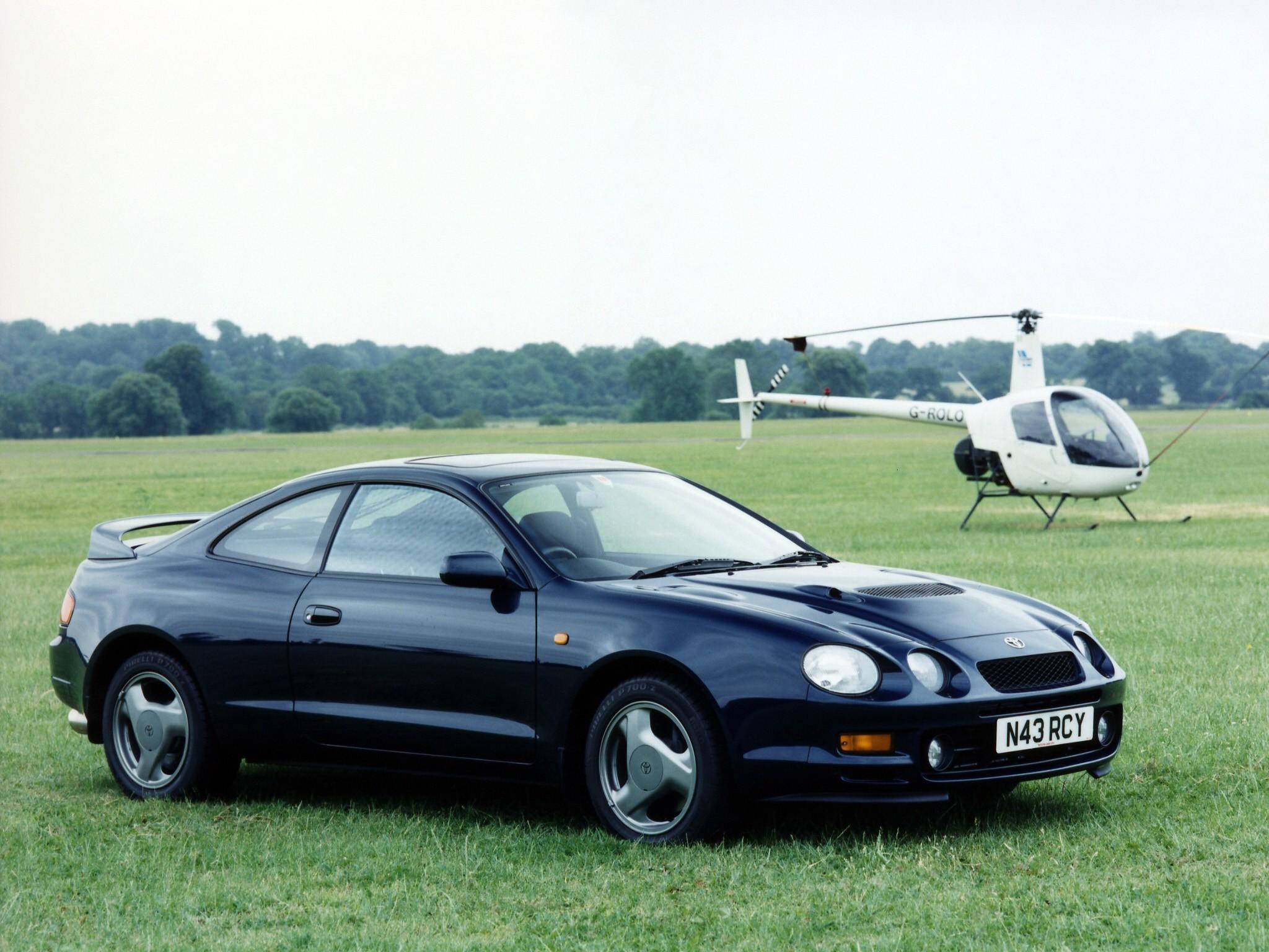 Awd Cars For Sale >> TOYOTA Celica specs - 1994, 1995, 1996, 1997, 1998, 1999 - autoevolution