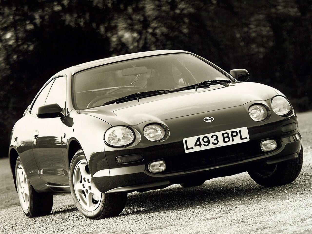 Toyota Tacoma 1999 >> TOYOTA Celica specs & photos - 1994, 1995, 1996, 1997, 1998, 1999 - autoevolution