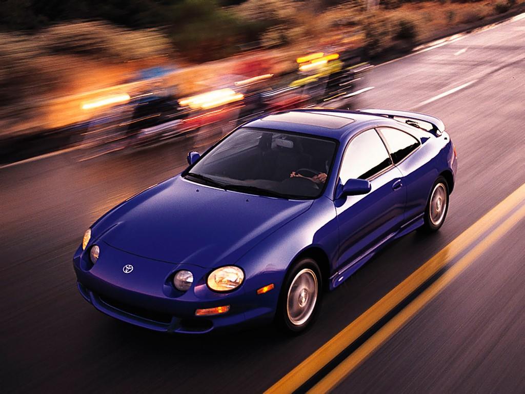 Toyota Celica Specs Amp Photos 1994 1995 1996 1997