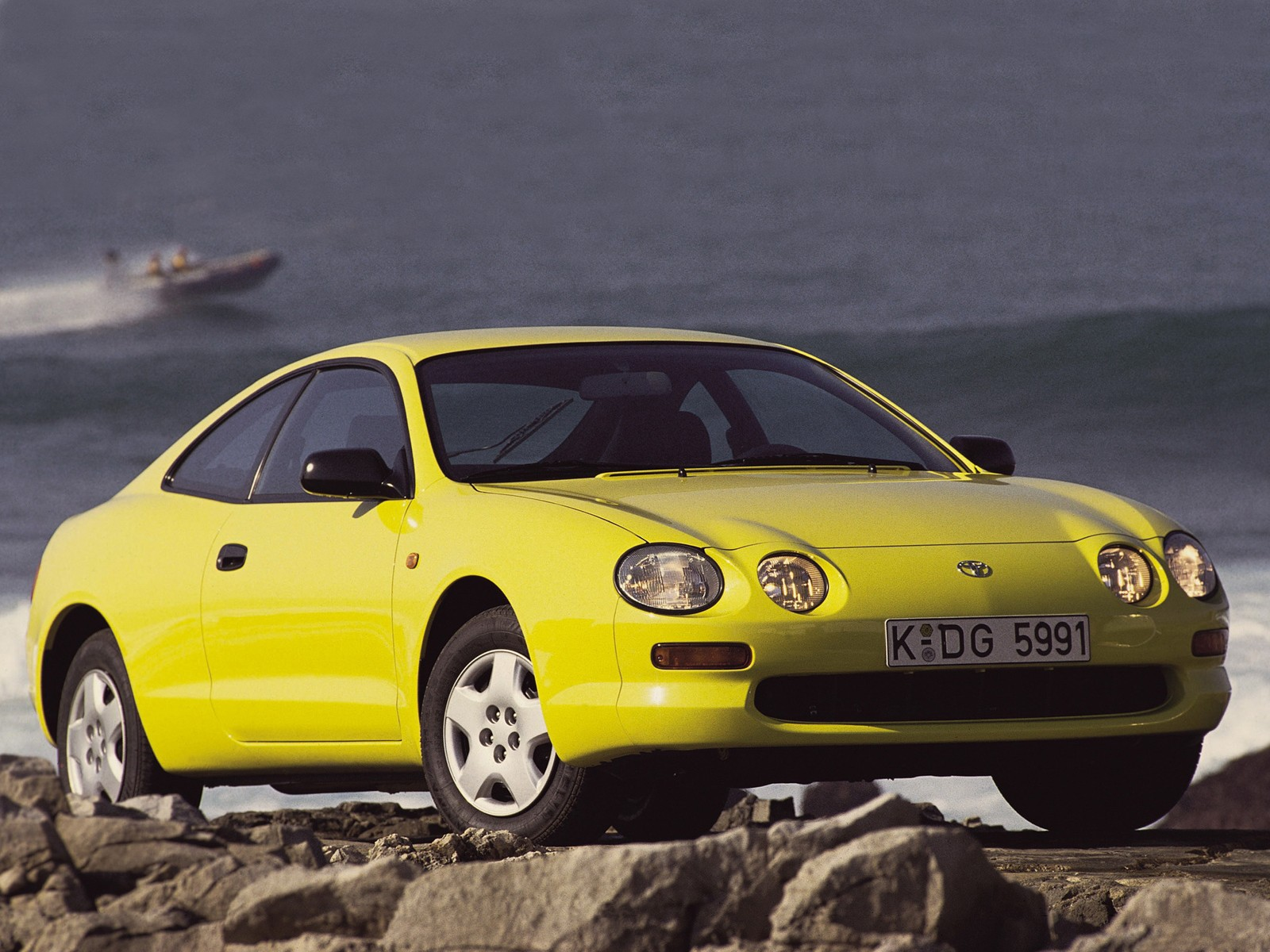 TOYOTA Celica specs & photos - 1994, 1995, 1996, 1997 ...
