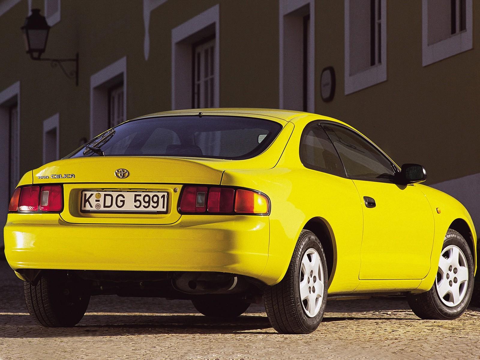 TOYOTA Celica specs & photos - 1994, 1995, 1996, 1997 ...