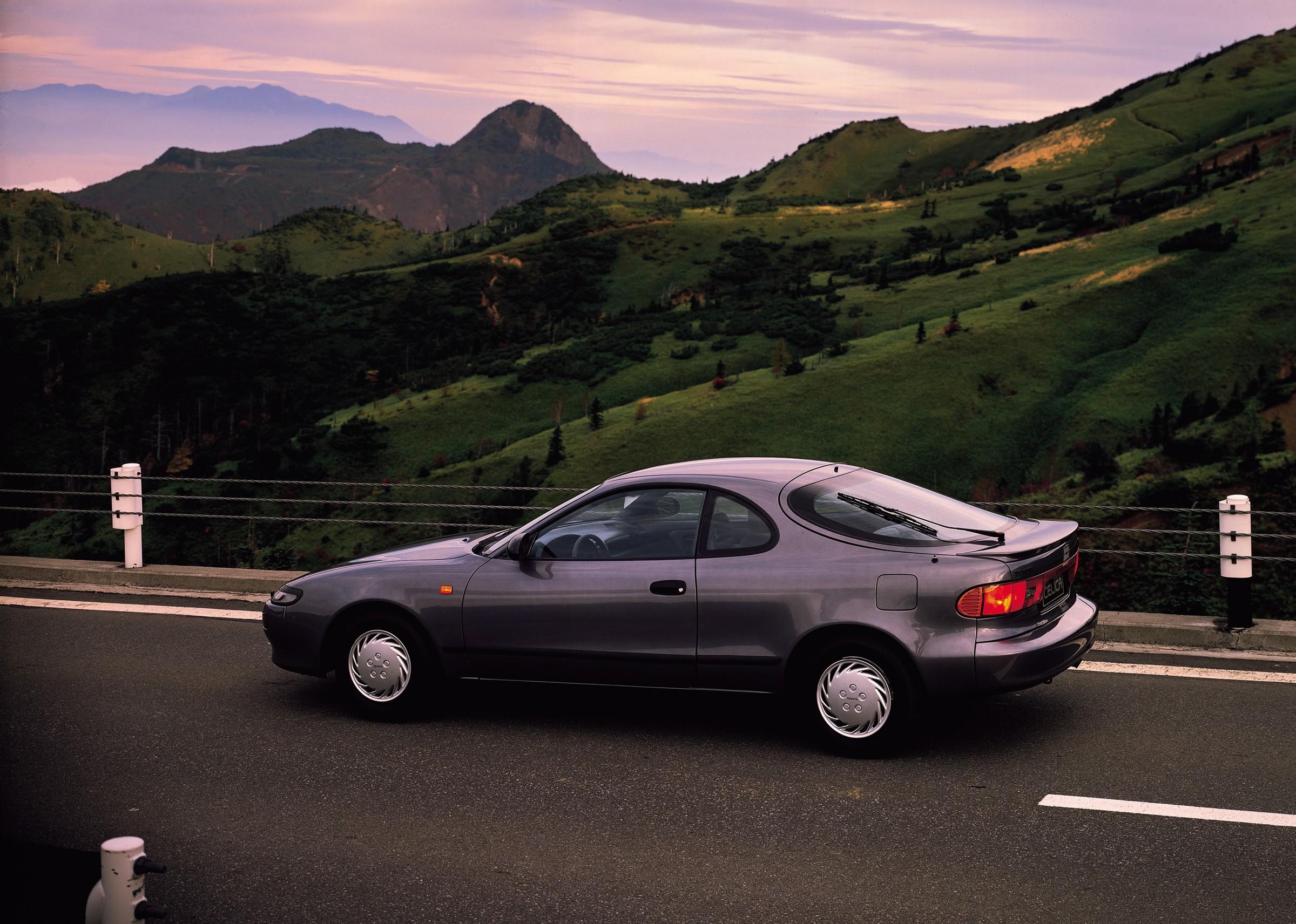 TOYOTA Celica specs - 1990, 1991, 1992, 1993, 1994 ...