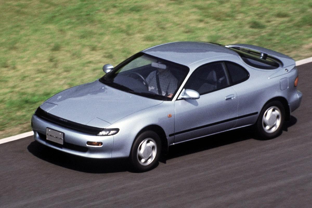 Toyota Celica Specs 1990 1991 1992 1993 1994