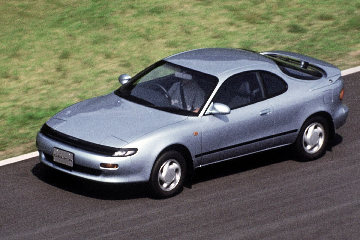 Toyota Celica Specs  U0026 Photos - 1990  1991  1992  1993  1994