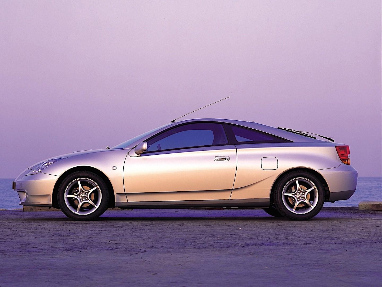 Toyota Celica Specs 1999 2000 2001 2002 Autoevolution