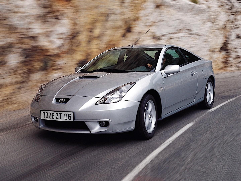 Toyota Celica Specs Amp Photos 1999 2000 2001 2002