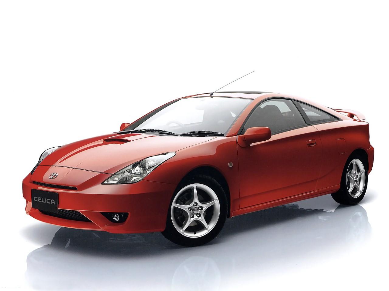 Toyota Celica Specs - 2002  2003  2004  2005  2006