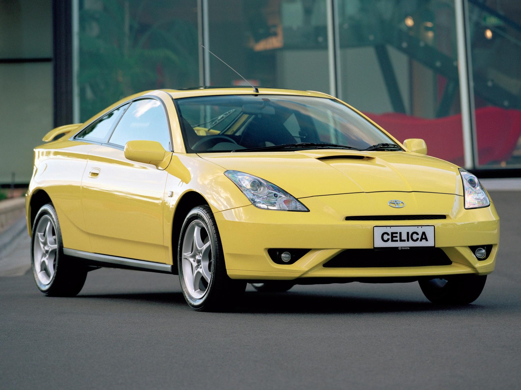 Toyota Celica Specs 2002 2003 2004 2005 2006
