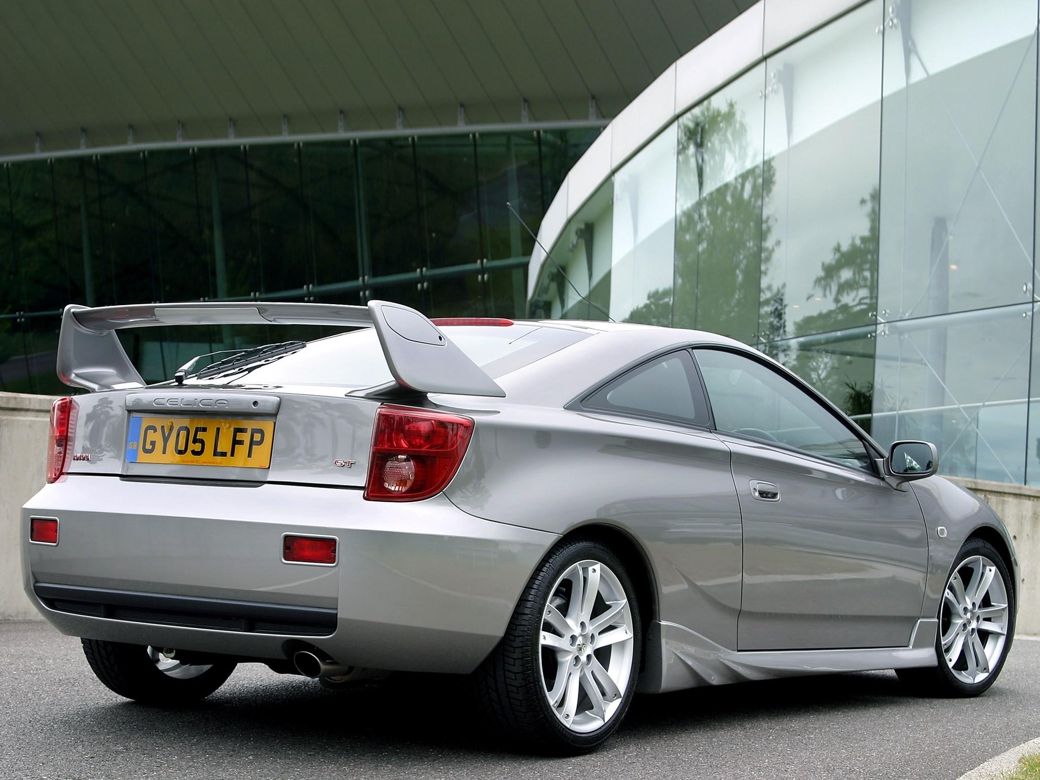 TOYOTA Celica specs - 2002, 2003, 2004, 2005, 2006 - autoevolution