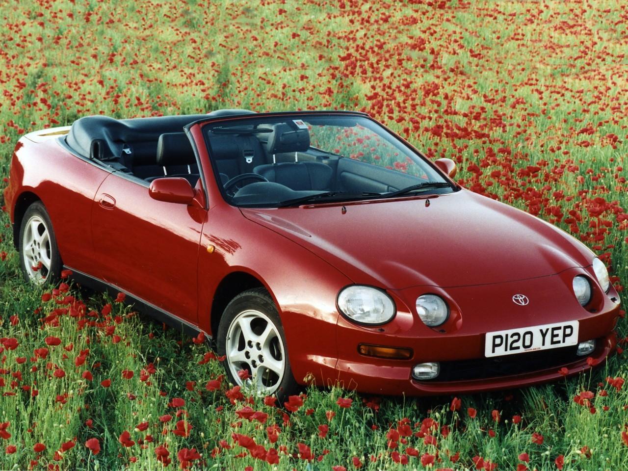 Toyota Celica Convertible Specs 1995 1996 1997 1998