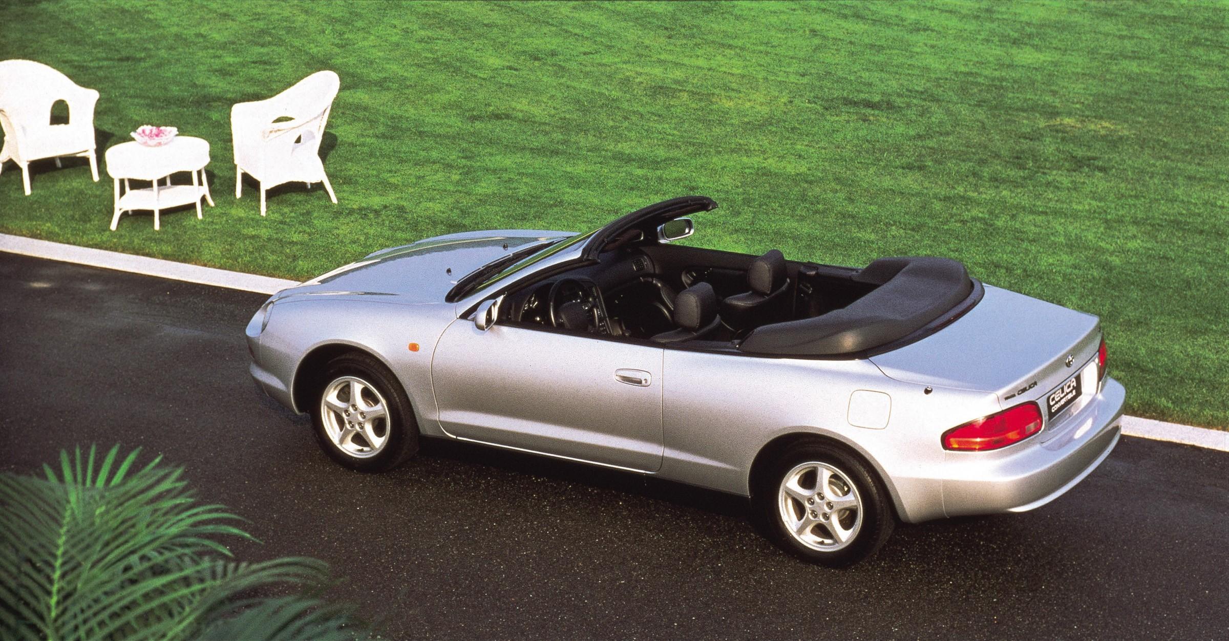 TOYOTA Celica Convertible specs & photos - 1995, 1996 ...