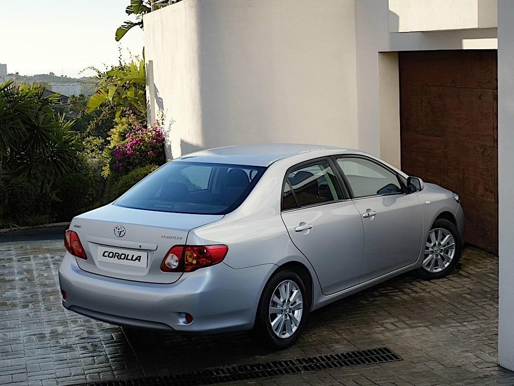 Toyota Diesel Engines >> TOYOTA Corolla specs & photos - 2007, 2008, 2009 ...
