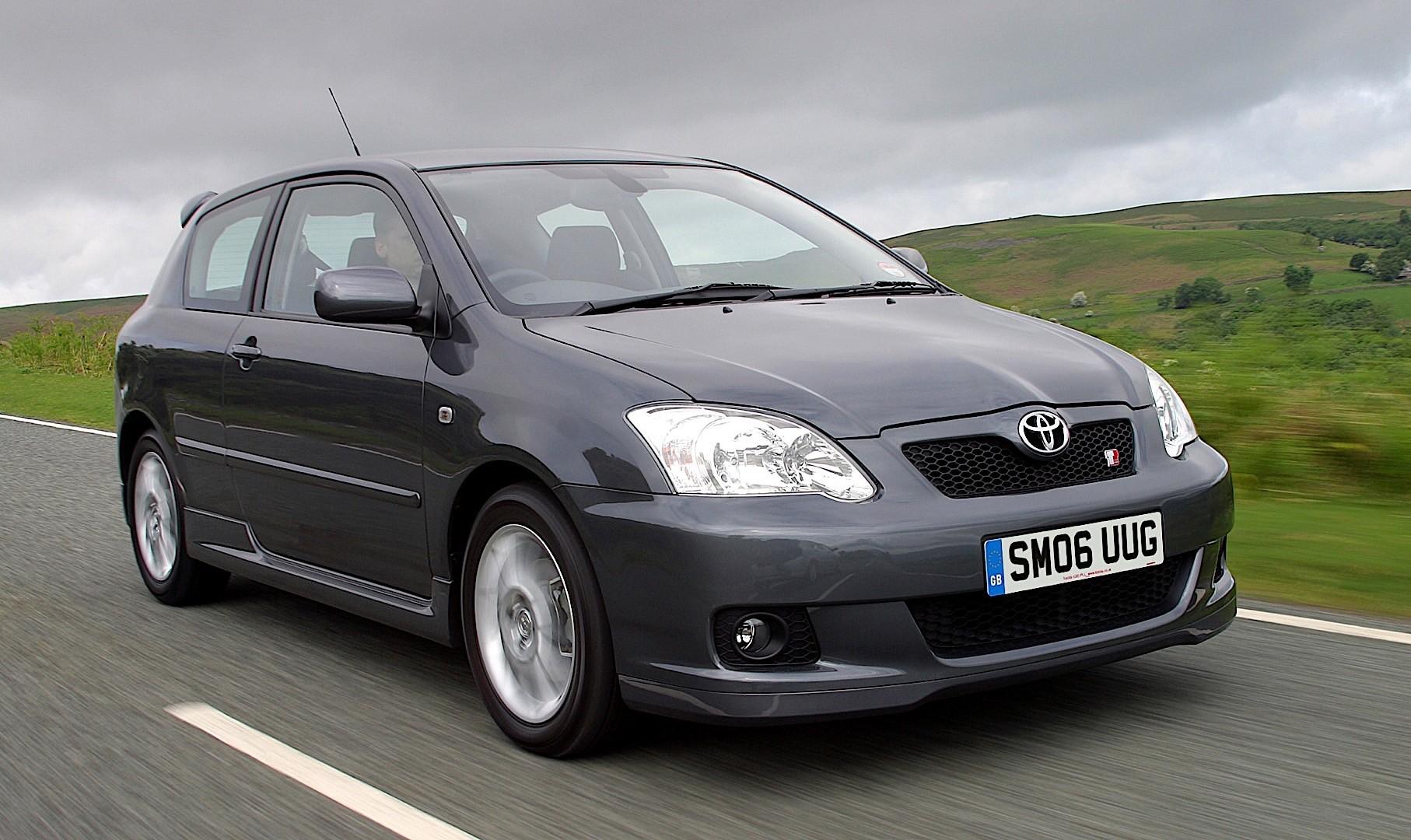 Toyota Corolla Model 2005 >> TOYOTA Corolla 3 Doors specs - 2004, 2005, 2006, 2007 - autoevolution