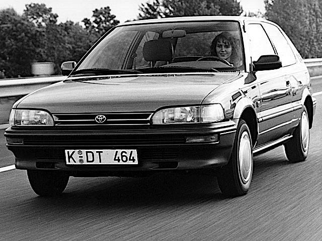 Toyota Corolla 3 Doors Specs 1987 1988 1989 1990 1991 1992 Autoevolution