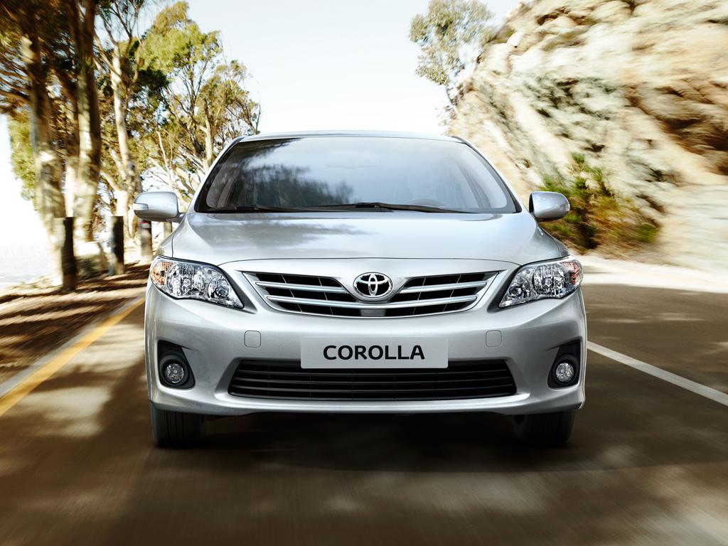 Toyota Corolla 2010 2011 2012 2013 Autoevolution