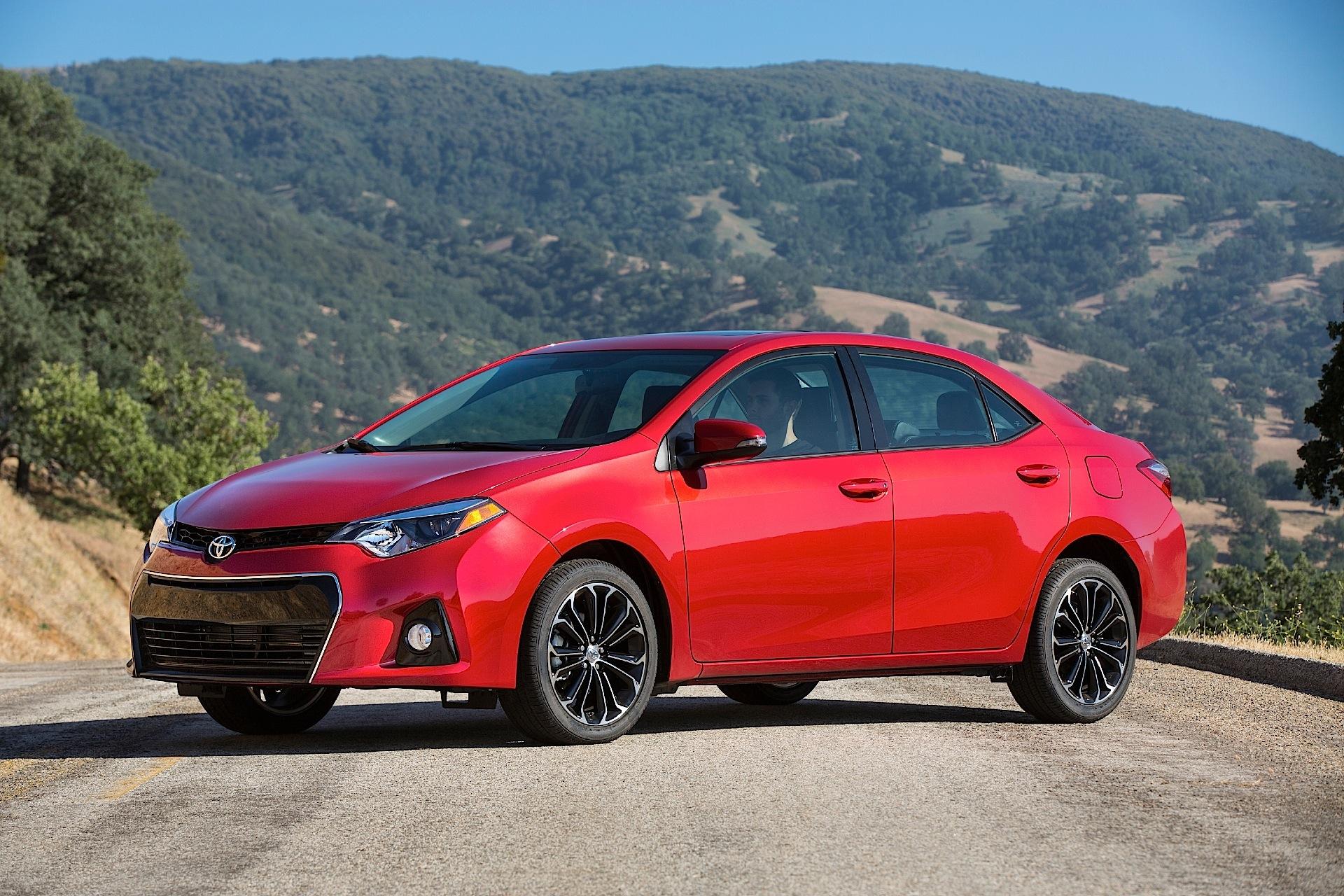 Toyota corolla us specs 2013 2014 2015 2016 autoevolution