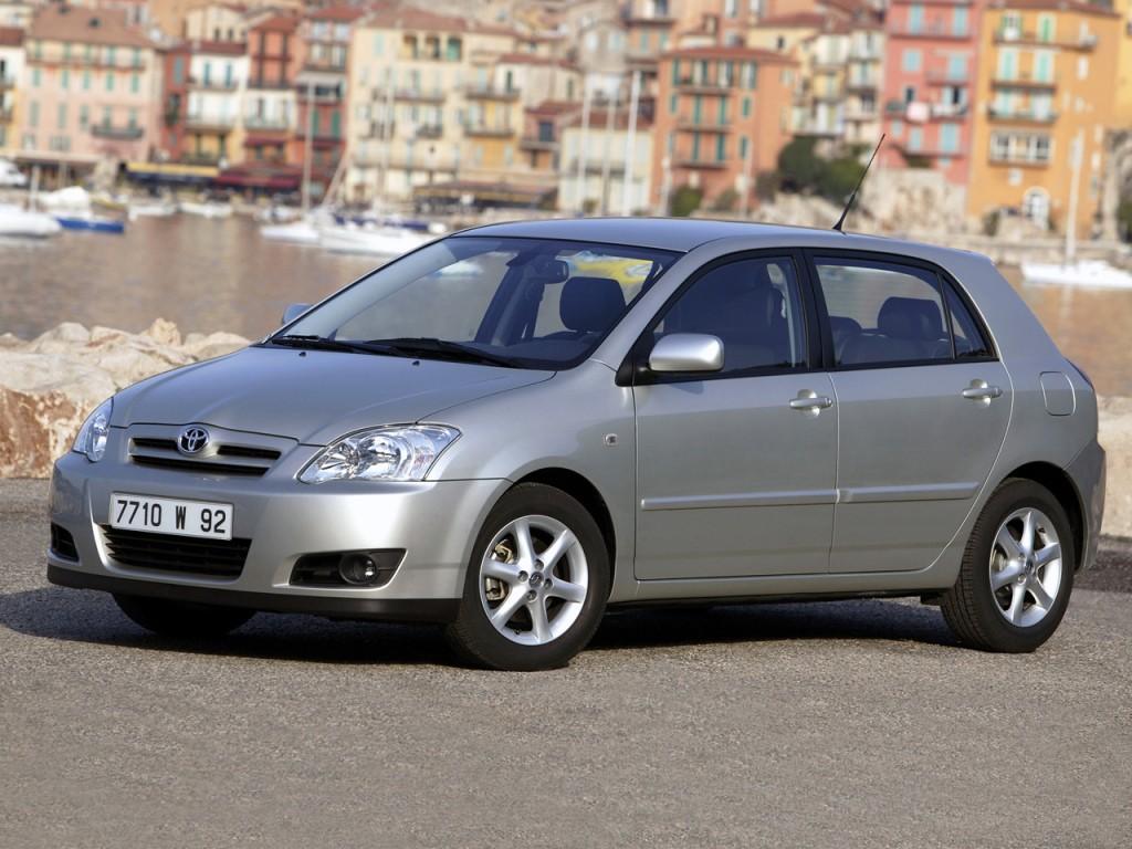 TOYOTA Corolla 5 Doors specs & photos - 2004, 2005, 2006 ...