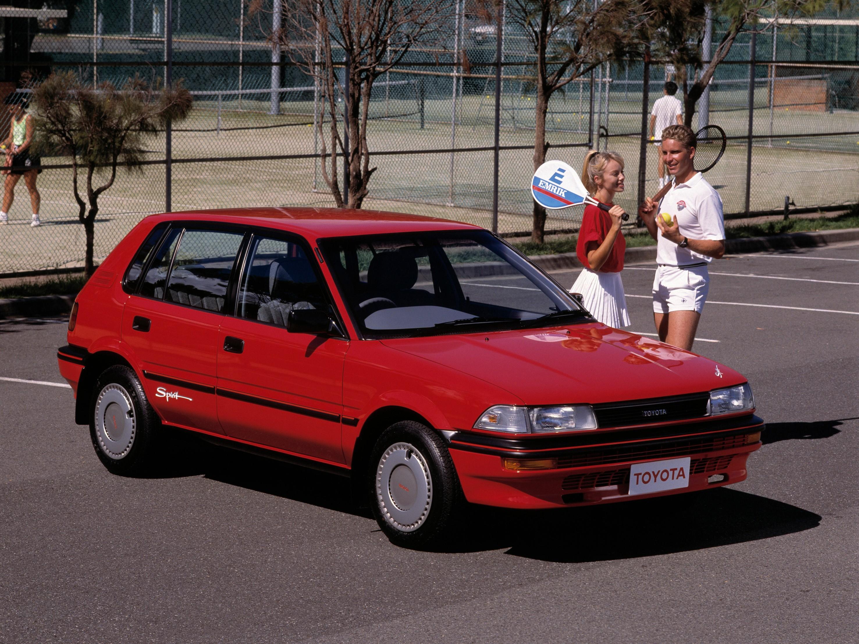 Kelebihan Toyota Corolla 1987 Review