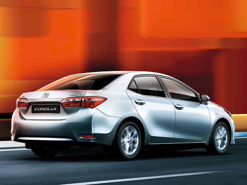 Toyota Corolla Altis 2014 2015 2016 Autoevolution