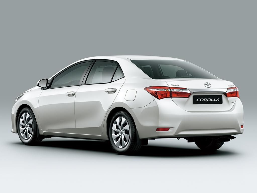 Toyota Corolla Altis Specs 2014 2015 2016 2017 2018