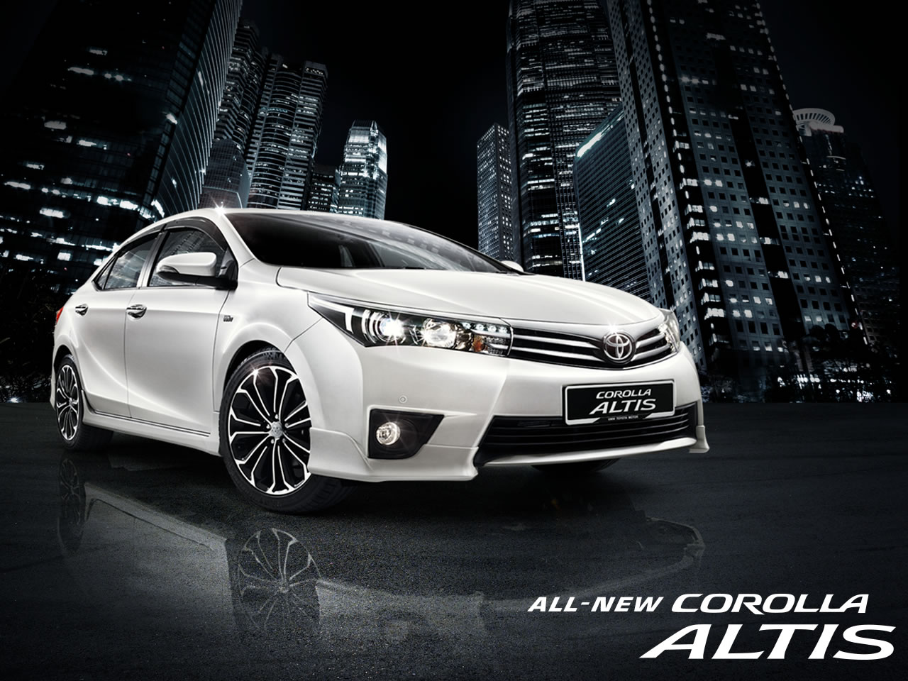 TOYOTA Corolla Altis Specs & Photos