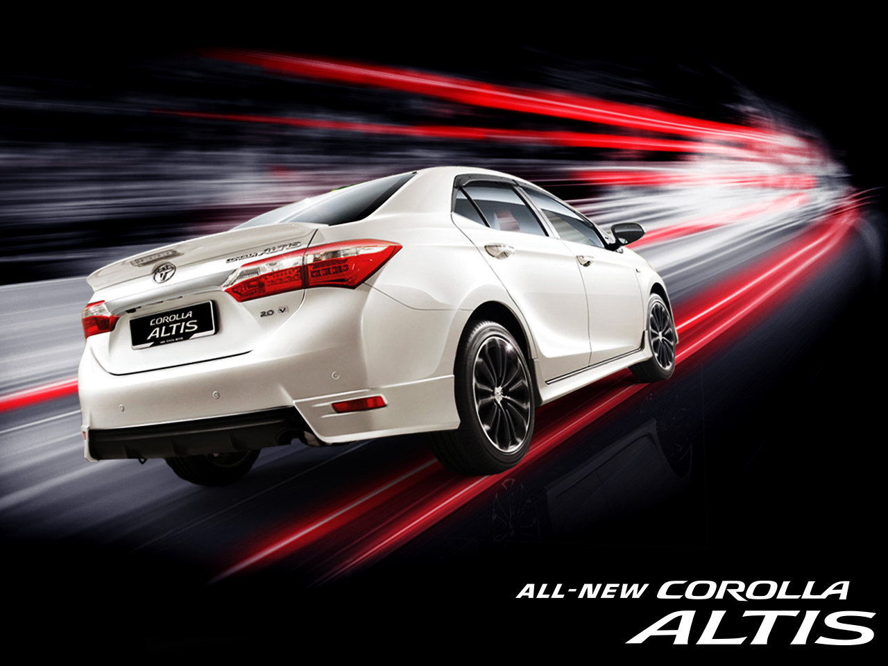 Ground Clearance Toyota Altis 2015 Autos Post