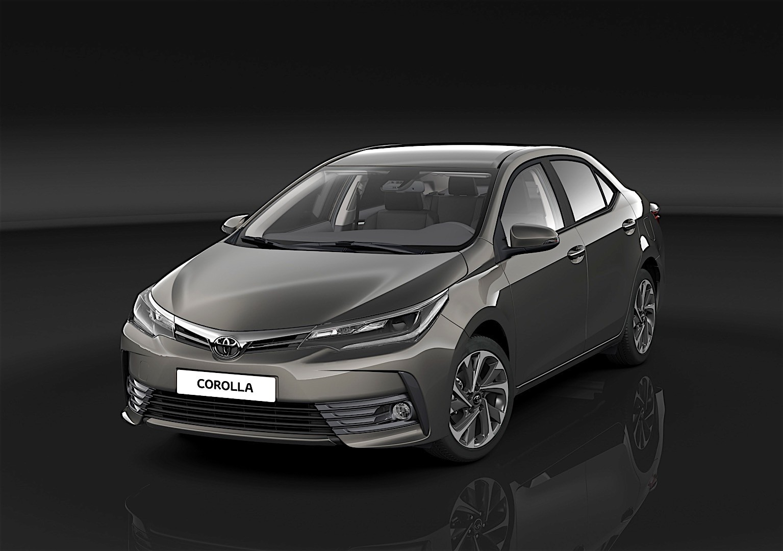 Toyota Corolla Eu 2016 2019