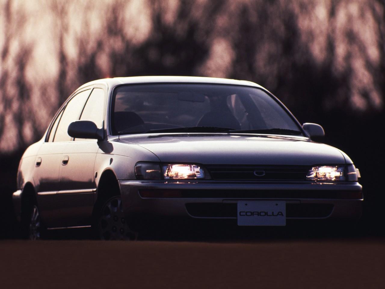 Kelebihan Great Corolla 95 Tangguh