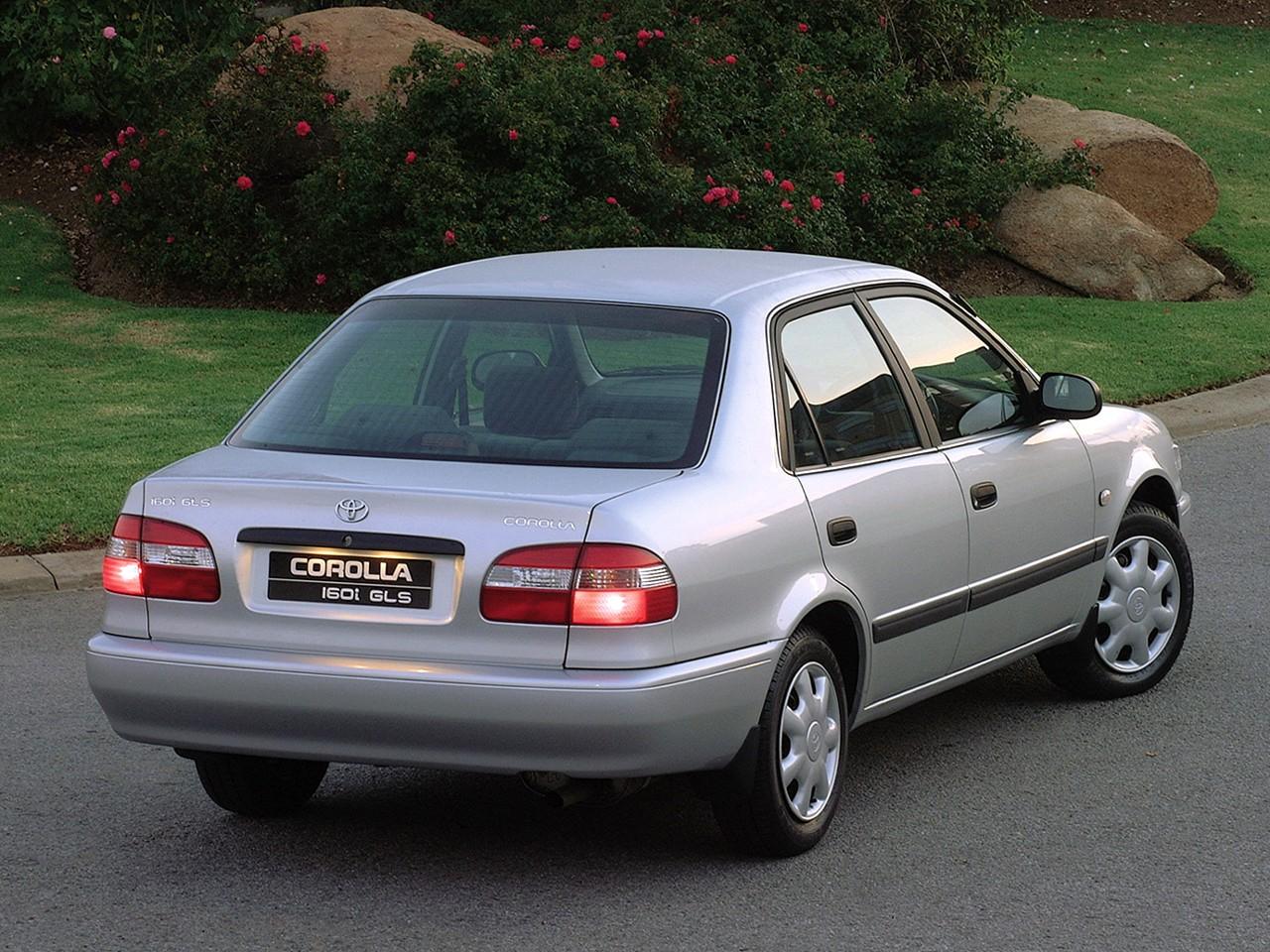2017 Toyota Corolla Le >> TOYOTA Corolla Sedan specs - 1997, 1998, 1999, 2000 - autoevolution