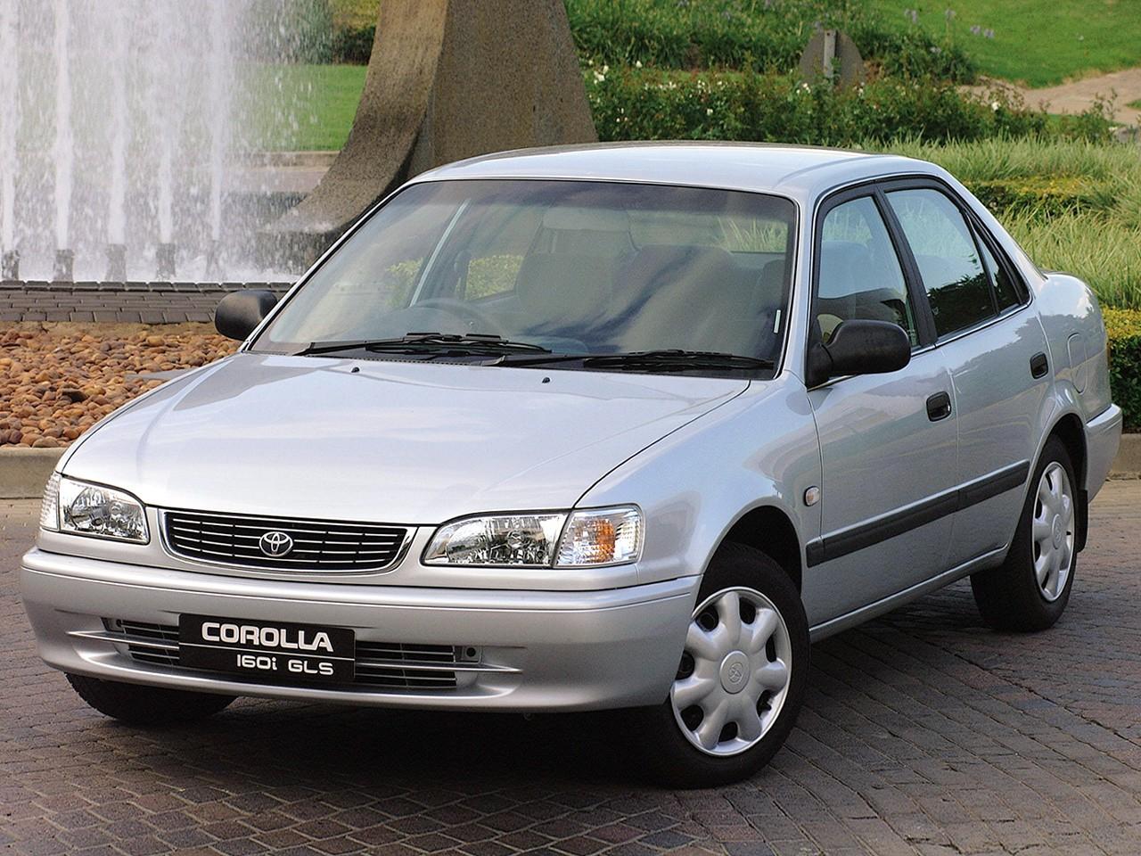 toyota corolla sedan specs 1997 1998 1999 2000 autoevolution. Black Bedroom Furniture Sets. Home Design Ideas