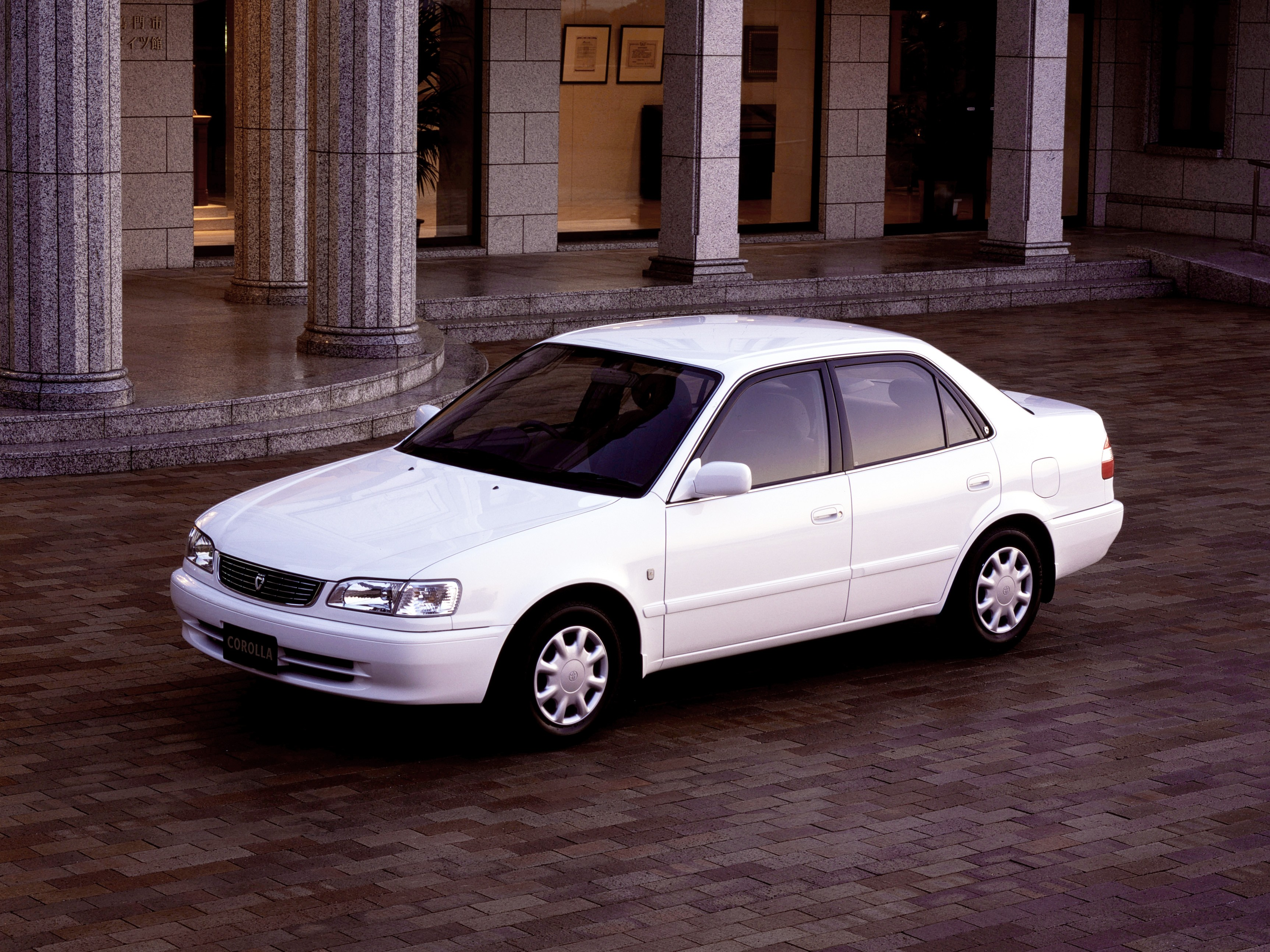 toyota corolla sedan specs  u0026 photos - 1997  1998  1999  2000