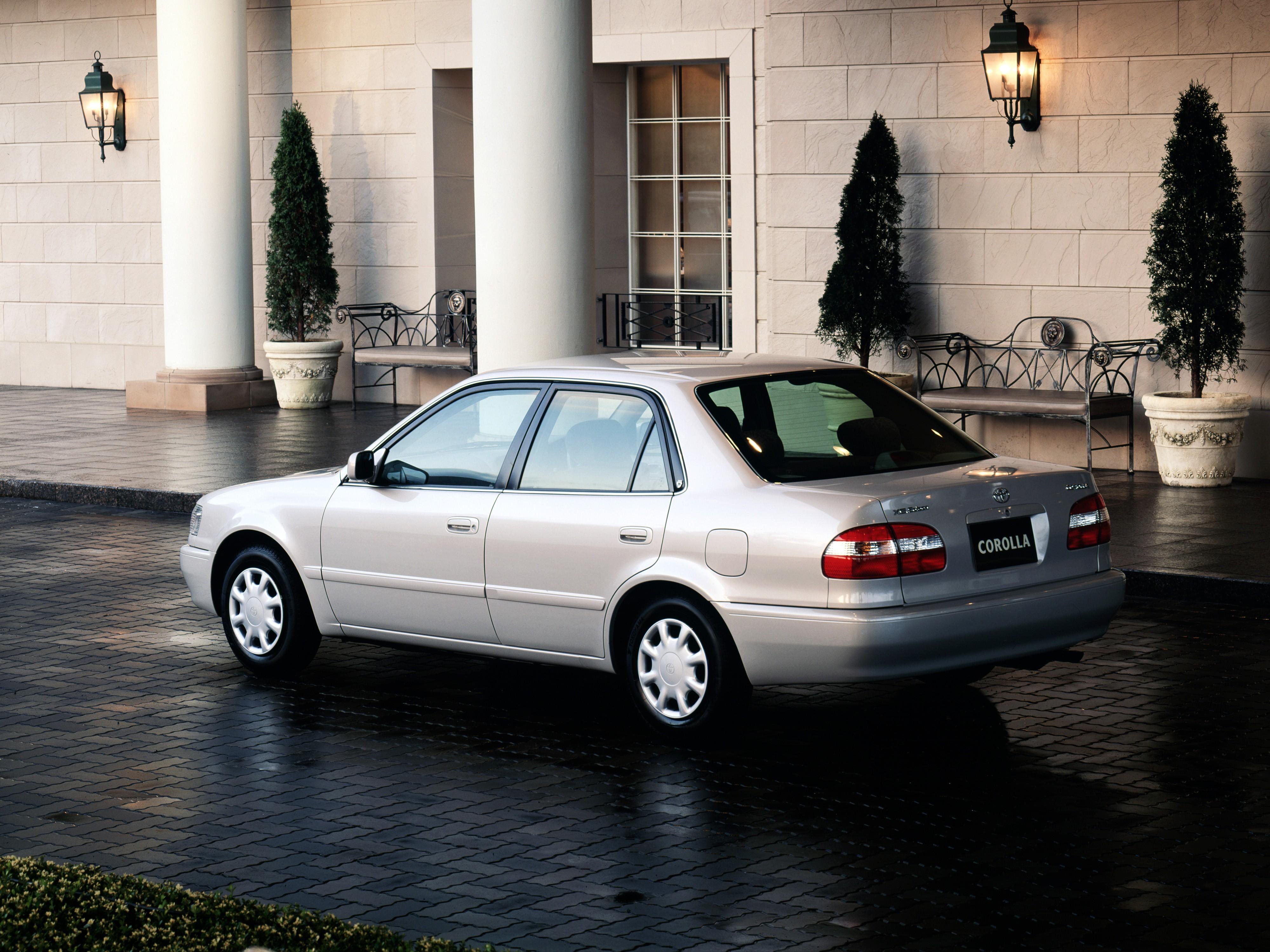 встречу нужно тойота королла старый кузов седан фото тема уже раскрыта