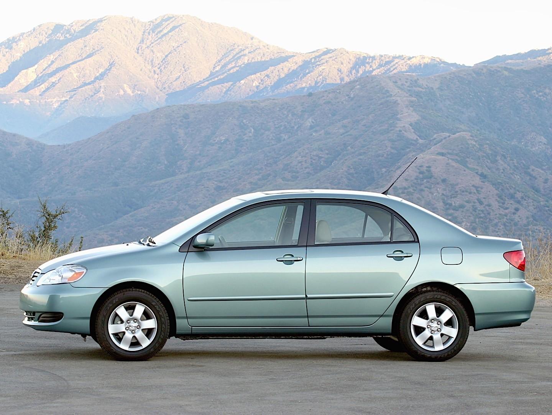Toyota Tundra Diesel >> TOYOTA Corolla Sedan specs & photos - 2002, 2003, 2004 - autoevolution